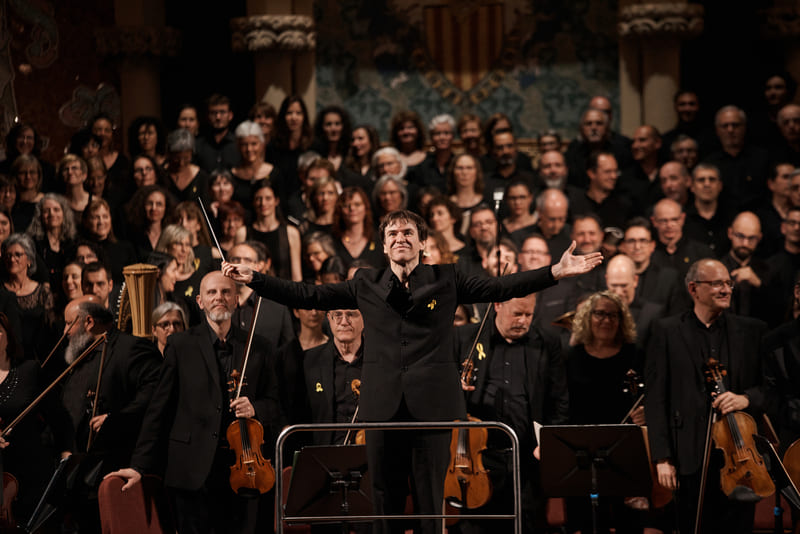 director titular de la Orquestra Simfònica del Vallès