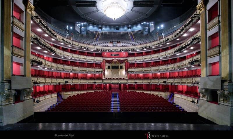 El Real, mejor Teatro de Ópera del mundo