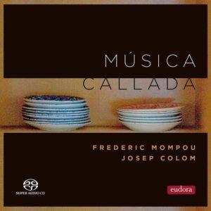 Josep Colom publica 'Música callada'