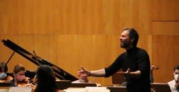 Josep Vicent debuta con la Orquesta de la Ópera de Rouen
