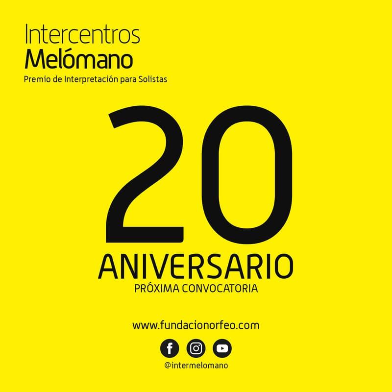 intercentros 20 años
