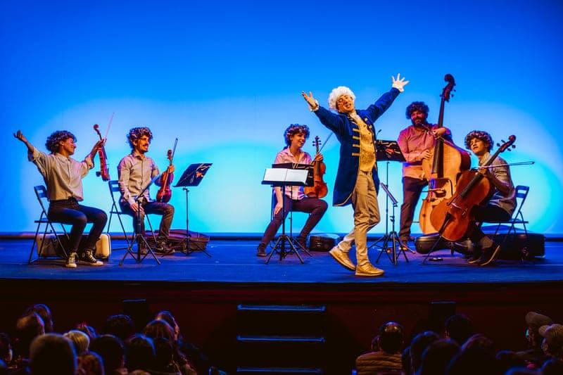 Prorrogado 'El pequeño Mozart' hasta julio