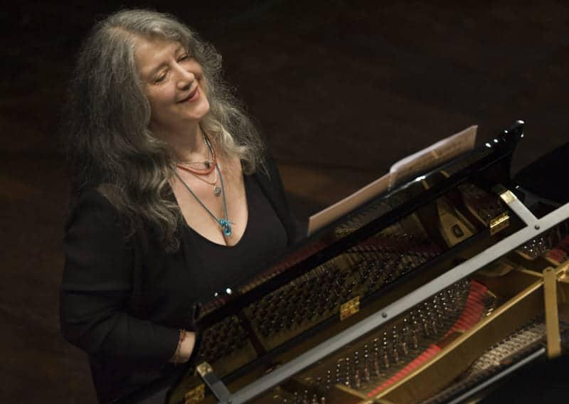 80 años de Martha Argerich
