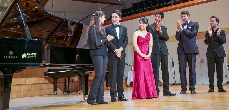 89.000 euros del Premio Iturbi en el Concurso de Piano de València