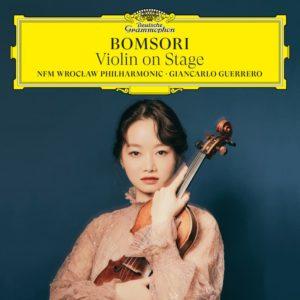 Bomsori Violin on Stage