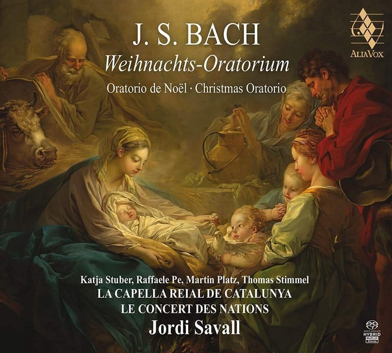 J. S. Bach: Weihnachts-Oratorium La Capella Reial de Catalunya