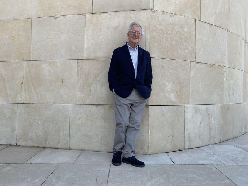 Felix Ibarrondo Medalla de Oro Bellas Artes