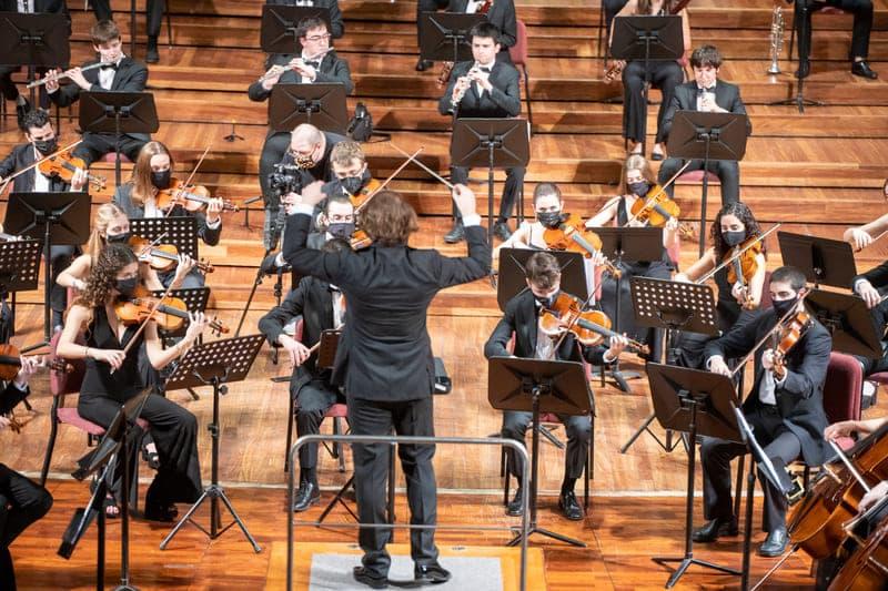 La 'Novena' de Beethoven, por la JOSB y Tomàs Grau