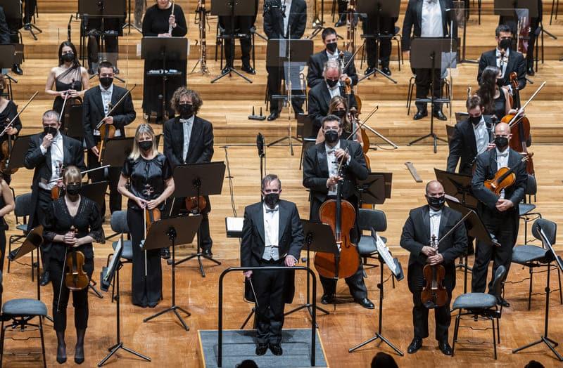 La OSCyL celebra el Día de la Música en el Auditorio Nacional