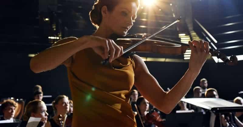Llega a la gran pantalla 'La violinista', por ADSO Films