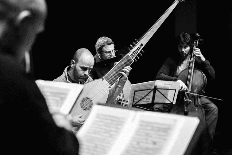 Los 'Conciertos para violín' de Leclair, por Gilles Colliard y la OBB