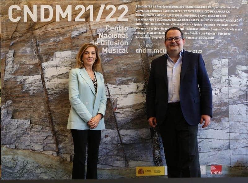 Más de 300 citas con el CNDM en su nueva temporada