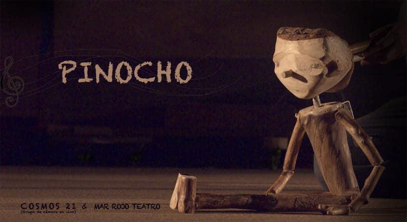 'Pinocho', con música en directo, en La Cabrera