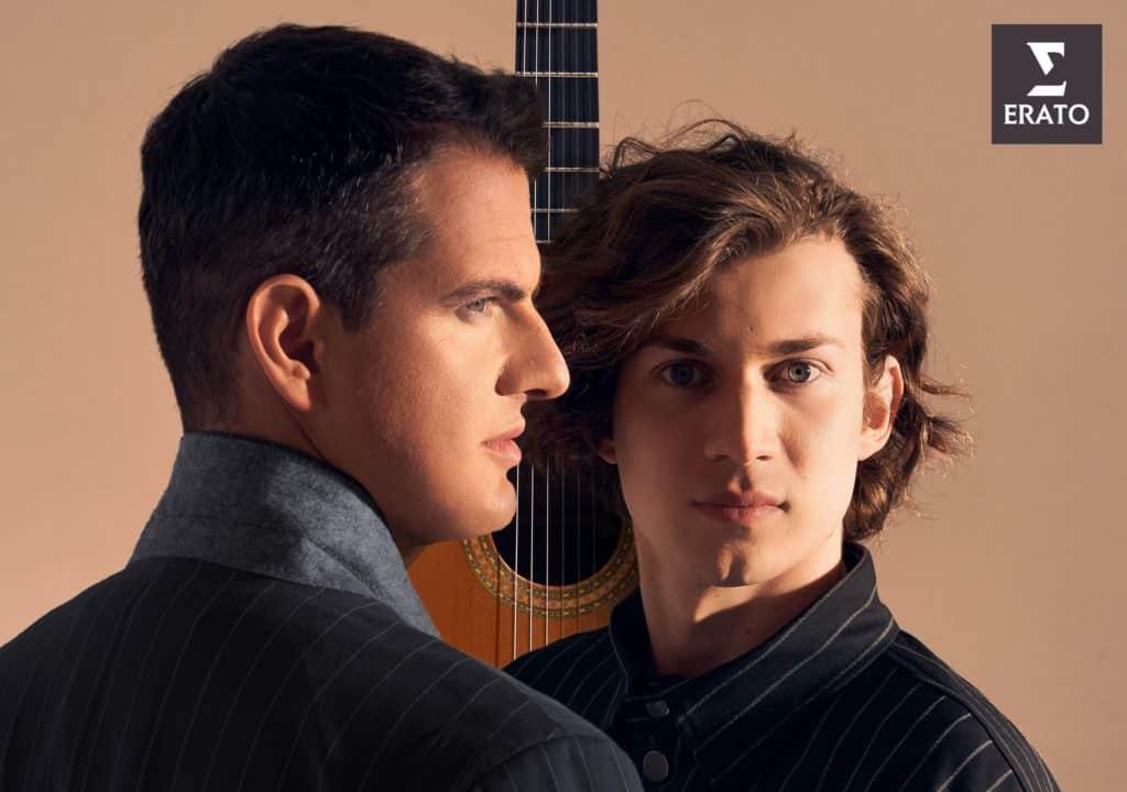 'À sa guitare', primer álbum de Jaroussky y Thibaut García