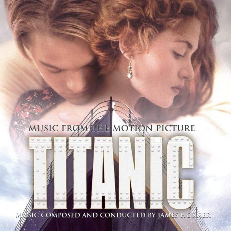 Titanic James Horner