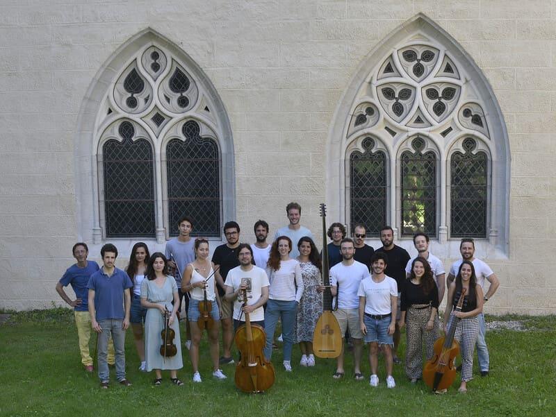 Cantoría y Geoffroy Jourdain lideran la Academia EEEmerging+