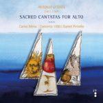 Antonio Literes: Sacred Cantatas for Alto Concerto 1700, Daniel Pinteño