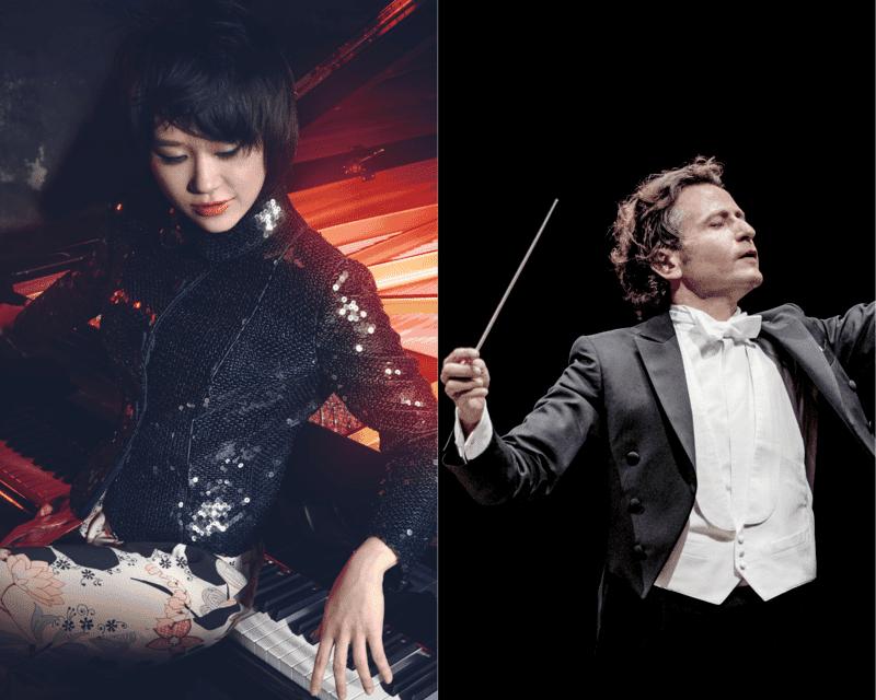 Dos citas con Yuja Wang y Gustavo Gimeno en la Quincena Musical