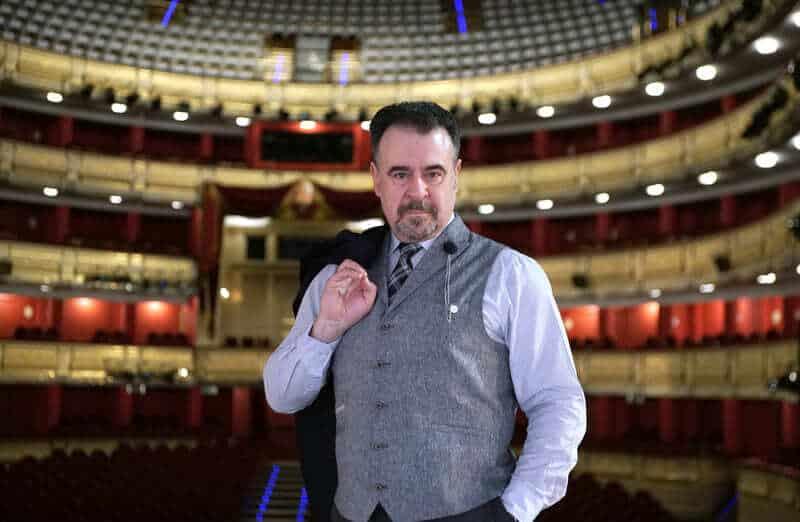 Carlos Álvarez barítono