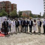 La Fundación Hispania Música coloca la primera piedra de su nueva sede