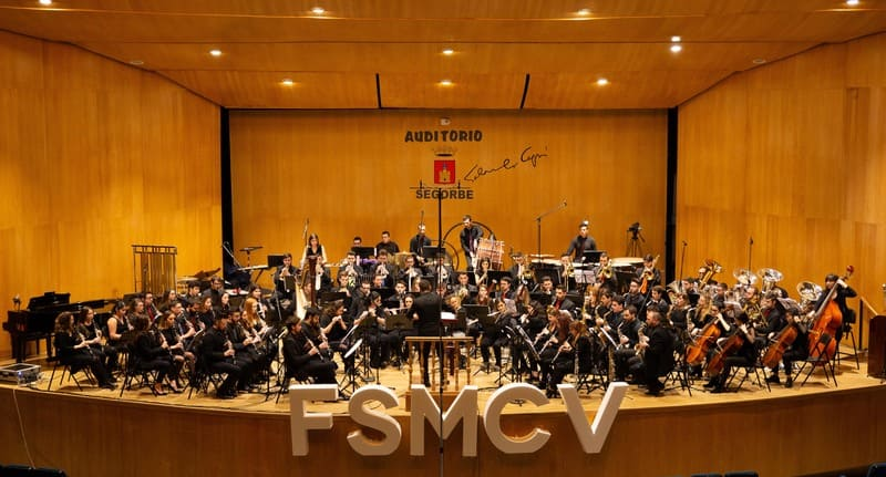 Noticia Arranca la temporada 2021 de la Joven Banda Sinfónica de FSMCV