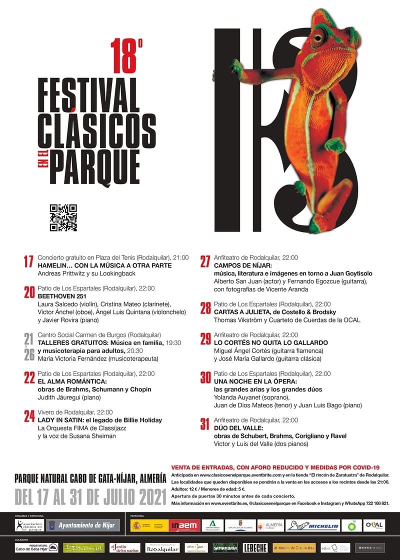 Noticia Festival Clásicos en el Parque 2