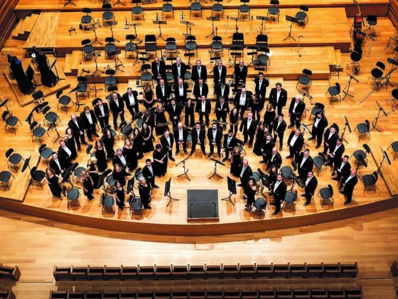 Noticia OSCYL Concierto Catedral de Palencia