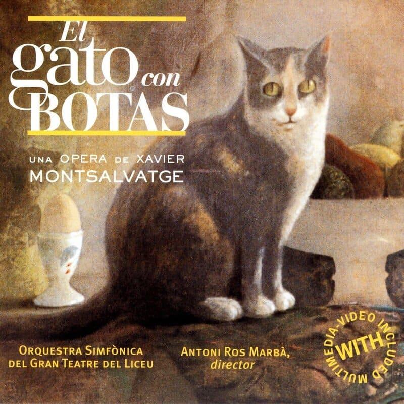 El gato con botas, ópera