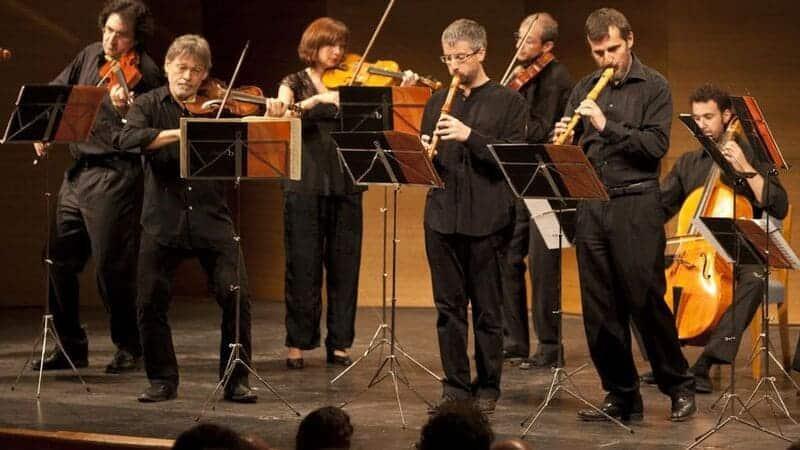 Primer concierto del Festival Vélez Blanco