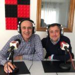 director artístico, José Francisco Sánchez, y su presidente, Pelayo Mellado