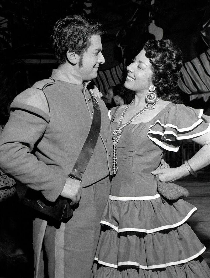 1 Giulietta Simionato y Giuseppe Di Stefano (Carmen, 1960)