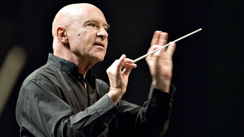 Christoph Eschenbach debuta al frente de la Filarmónica de Gran Canaria