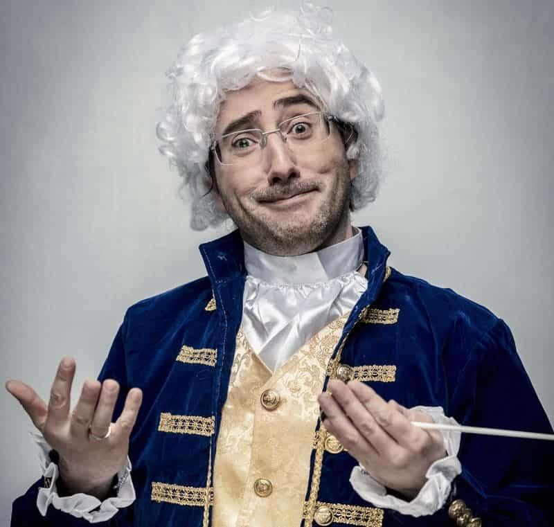 'El pequeño Mozart' está de vuelta