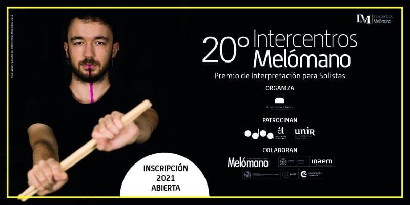 Abierto el plazo de inscripción del 20º Intercentros Melómano