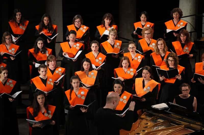 Celebra los 75 años del Orfeó Universitari de València