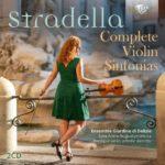 Stradella. Complete Violin Sonatas