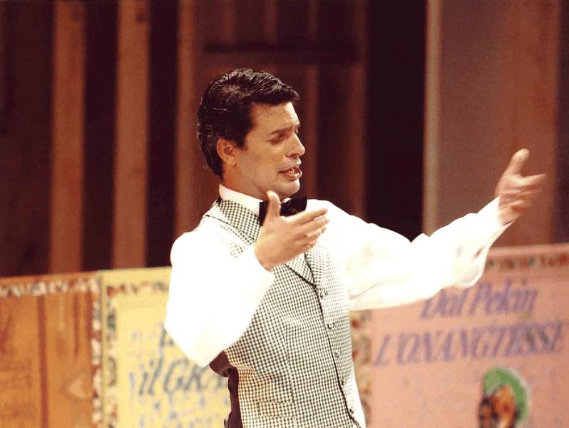 David Menéndez será Fígaro en Moscú