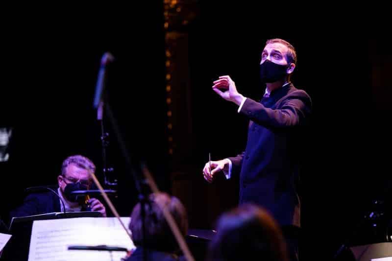 Edmon Levon, joven promesa internacional de la dirección de orquesta