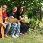 Nuevo disco del grupo Manseliña junto a Lindoro