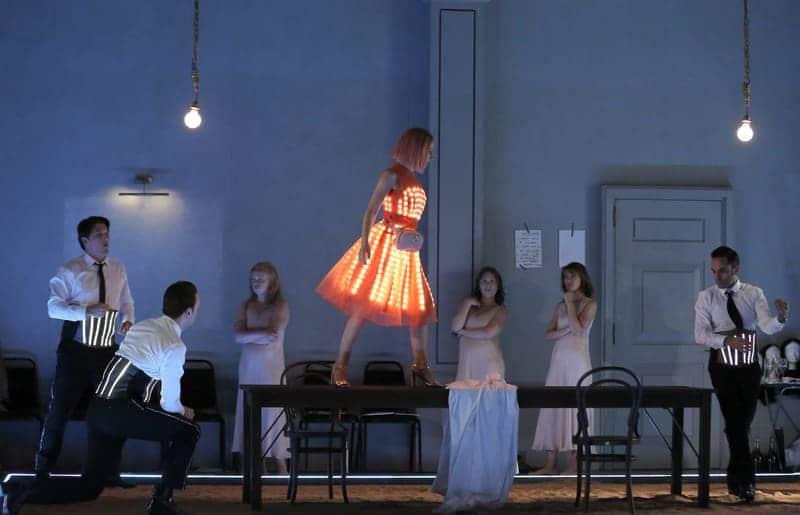Ariadne auf Naxos (Festival d'Aix-en-Provence 2018) © Pascal Victor / ArtComPress