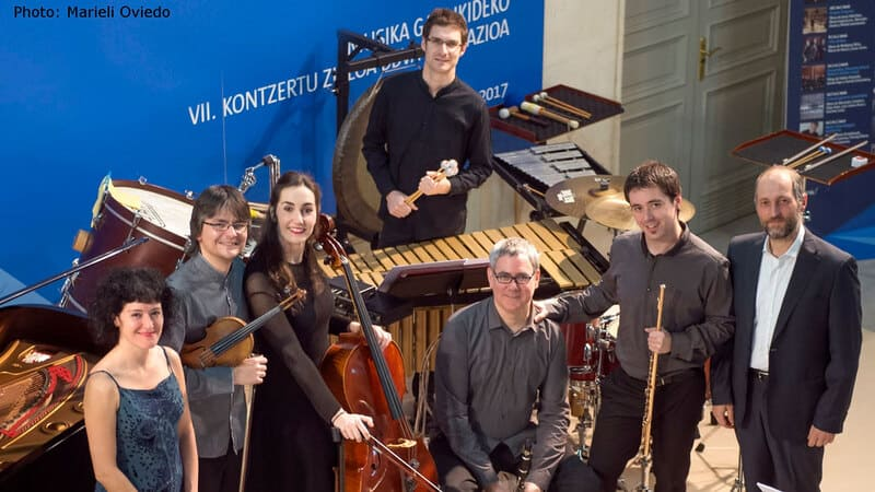 País Vasco se abre a la música contemporánea