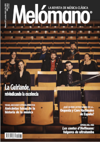 Compra Revista Melómano en papel o pdf