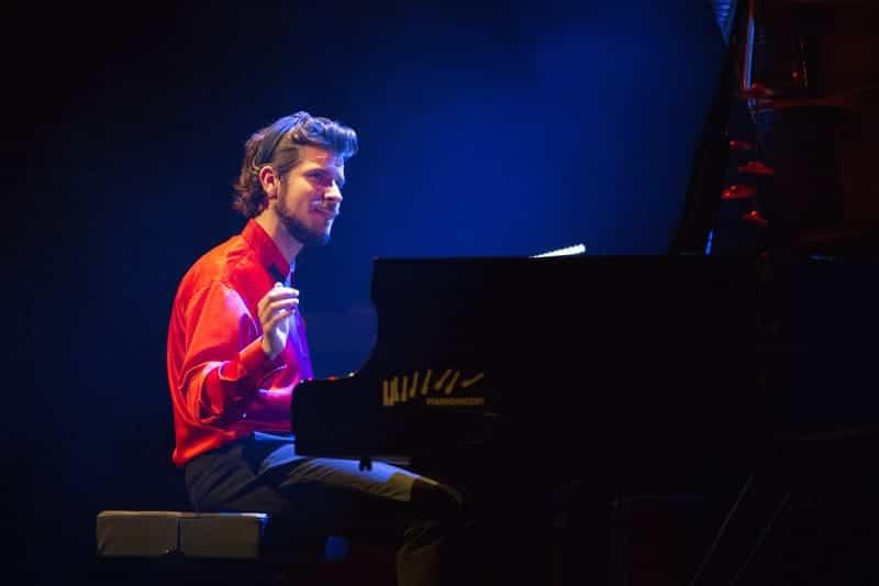 'Rhapsody in blue' en el Palau, por la OSV y Marco Mezquida Trio