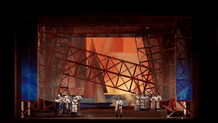 El Teatro de la Zarzuela presenta 'Los Gavilanes'