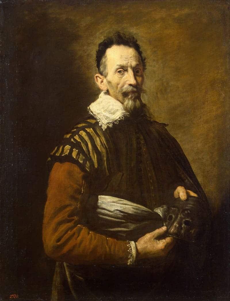 Claudio Monteverdi, por Domenico Fetti,ca.1620