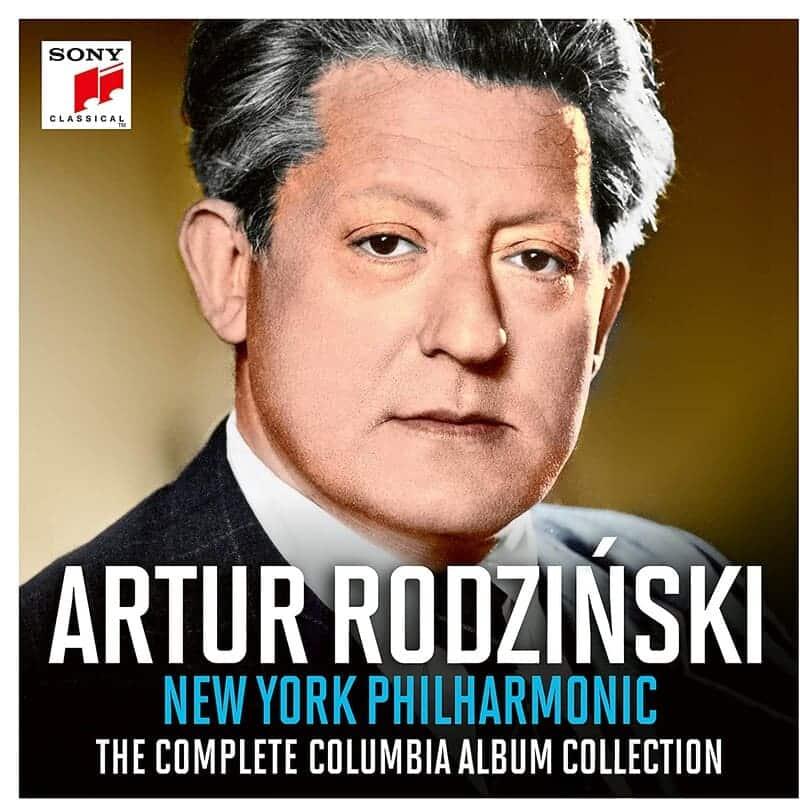 Artur Rodzinski New York Philharmonic