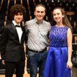 Debut de los ganadores del 'Ciudad de Estepona' con la OFM