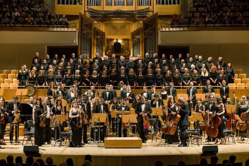Filarmonía de Madrid vuelve con Beethoven al Auditorio Nacional